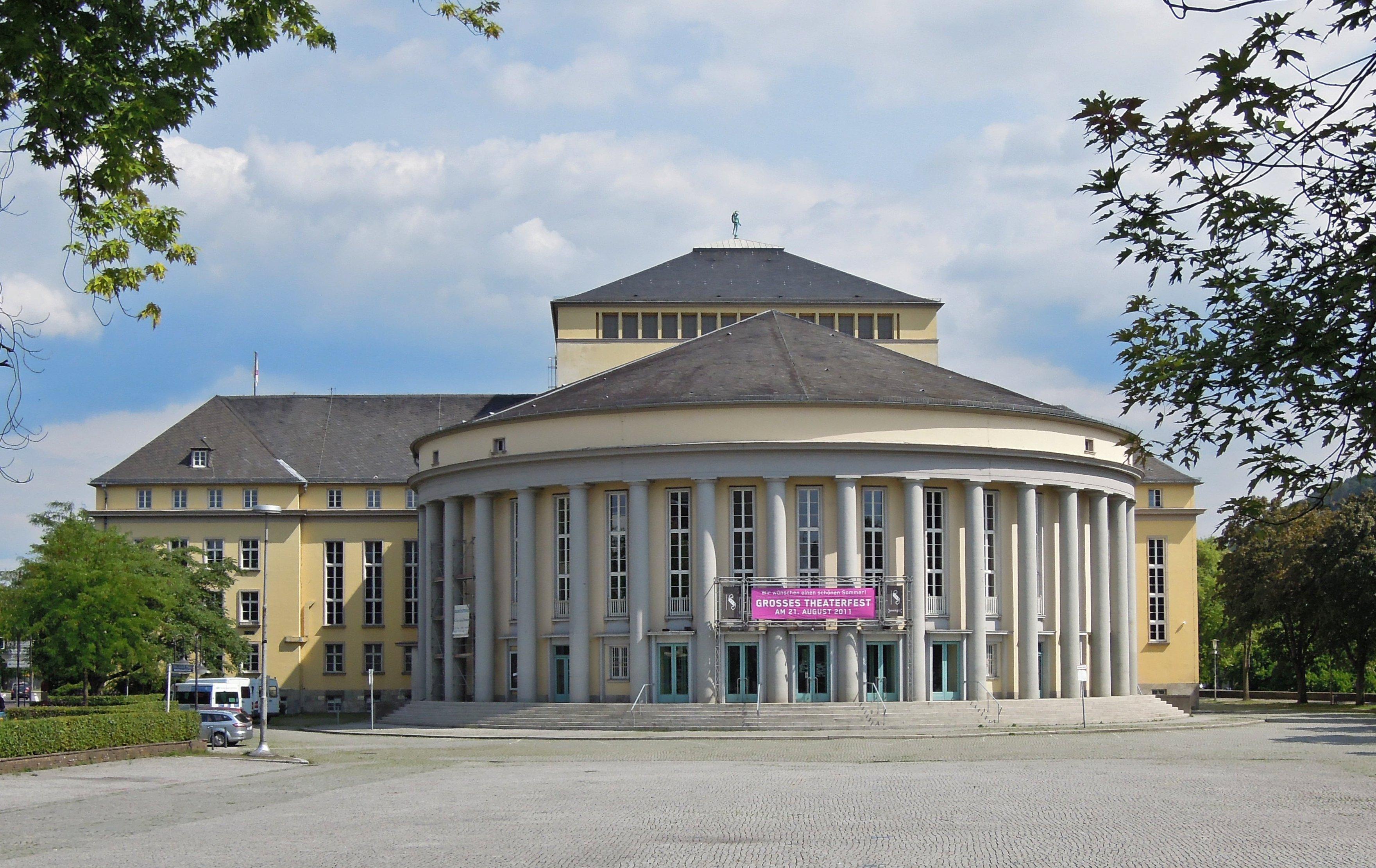Staatstheater Saarbrücken West Side Story