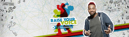 Raiseyourvoice