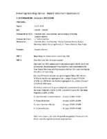 Protokoll Elternabend 01/02/18